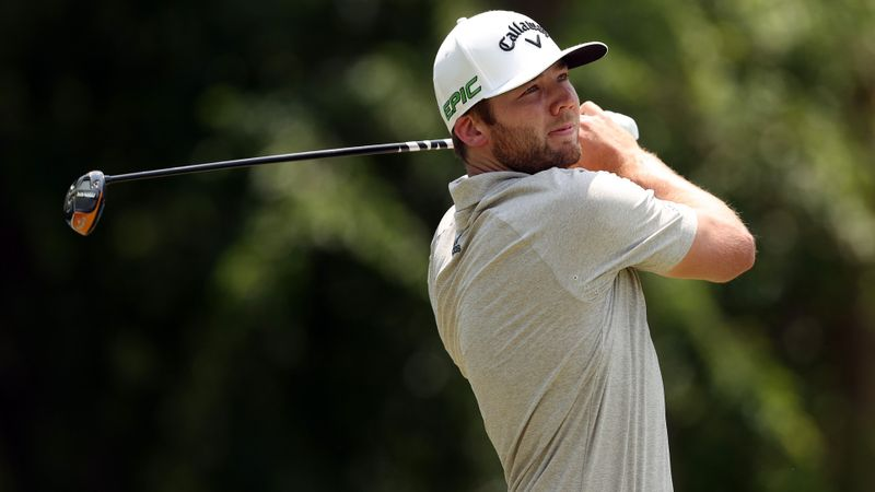 Burns holds lead at AT&T Byron Nelson as local favourite Spieth lurks