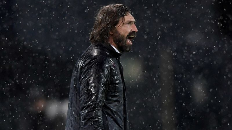 Pirlo urges exhausted Juventus to secure Champions League football 'at all costs'