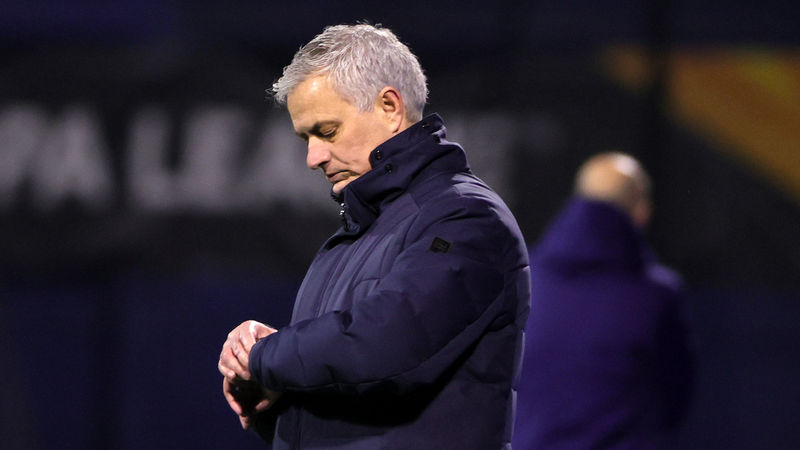 Mourinho to Roma: The quotes that chart his Tottenham downfall