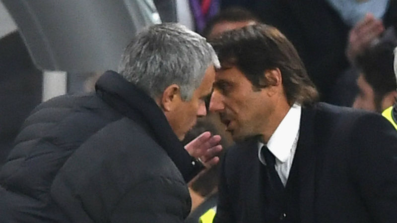 Mourinho to join Roma: His feud with Conte in their own words
