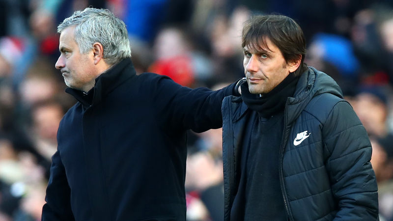 Conte refuses to discuss Inter future, insists he respects incoming Roma rival Mourinho