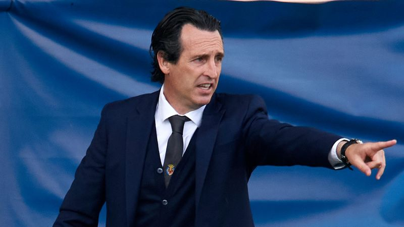 Emery insists Arsenal 'still favourites' ahead of his Emirates return