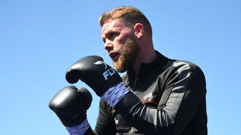 Canelo v Saunders: Billy Joe ready to 'turn the boxing world upside down'