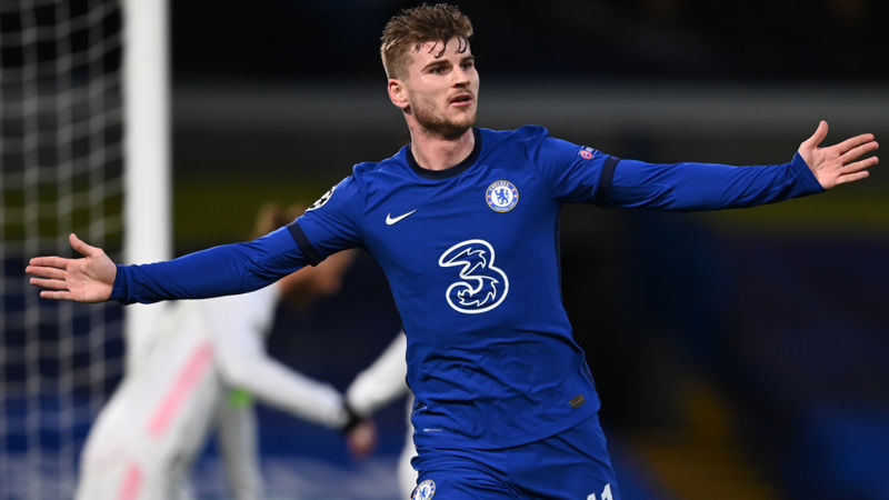 Chelsea 2-0 Real Madrid (3-1 agg): Werner and Mount secure all-English Champions League final