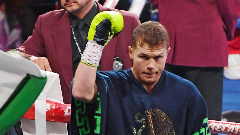 Canelo v Saunders: Alvarez out to continue Brit bashing against Billy Joe