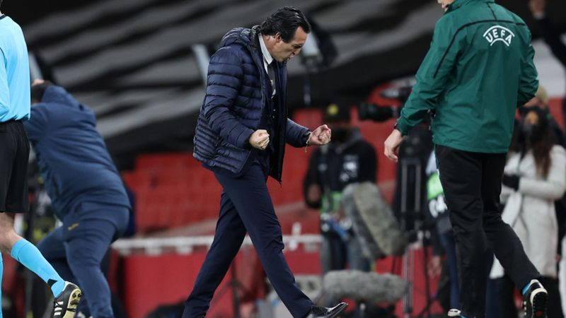 Emery full of pride after Villarreal reach first European final