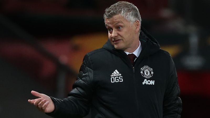 Solskjaer will rotate Man Utd side to reduce injury risk in five-day Premier League run