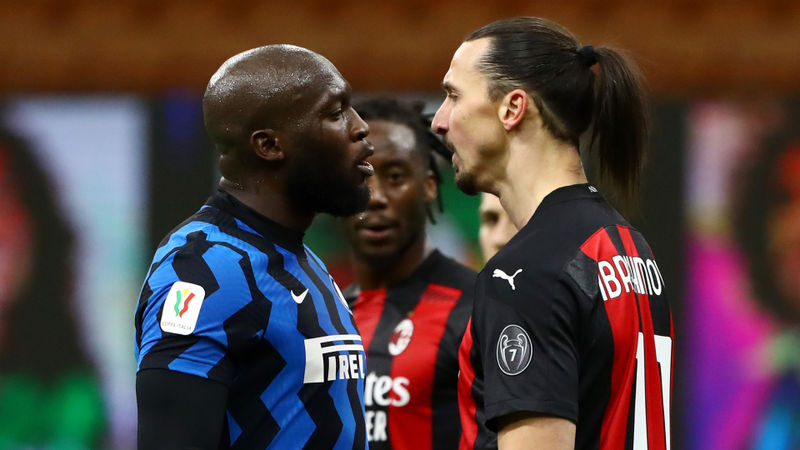 Lukaku: Ibrahimovic is good for Serie A