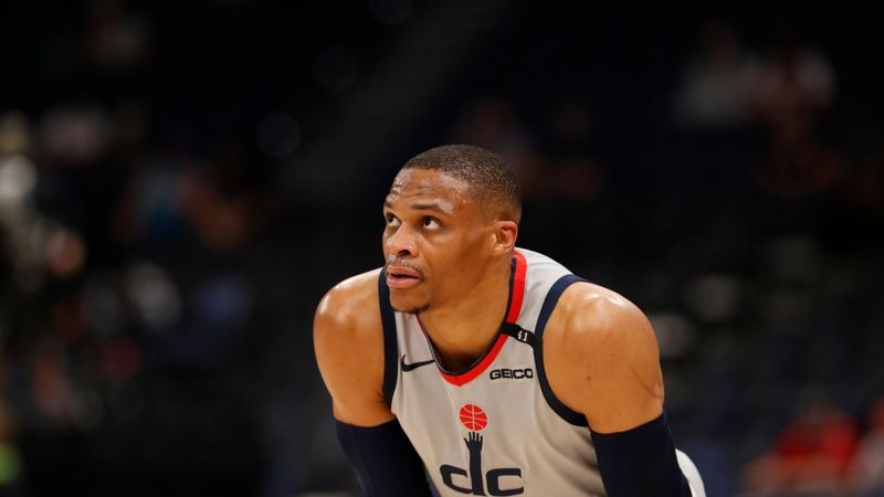 Westbrook takes nothing for granted as Wizards star closes on NBA history