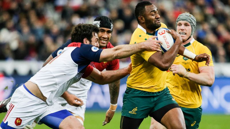 Wallabies to face France in three-Test series in Australia