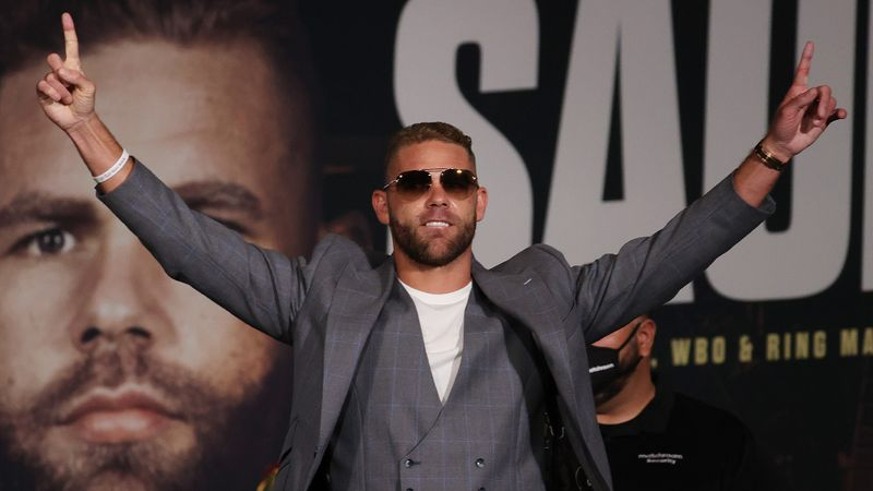 Canelo v Saunders: Billy Joe has the style to succeed, but can he shock the boxing world?